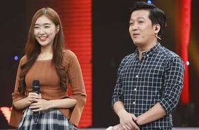 Trường Giang bắt cô gái Hàn Quốc đang gây sốt nói yêu mình