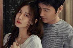 """Kim So Yeon xúc động khi nhận được màn cầu hôn """"lạ"""" của Lee Sang Woo"""