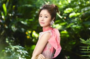 Quý cô Lâm Tâm Như trẻ trung mướt mắt giữa rừng xanh