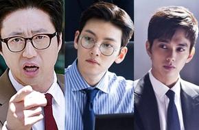 Màn ảnh Hàn - nơi sản sinh những chàng luật sư kỳ lạ bậc nhất
