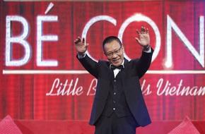 Little big shots bản Việt là lựa chọn sáng suốt của Lại Văn Sâm khi đã về hưu