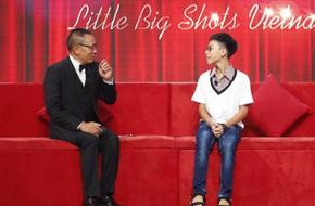Lại Văn Sâm choáng với cậu bé 13 tuổi tính nhanh như máy