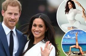 Meghan Markle, hôn phu của hoàng tử Harry tiết lộ bí quyết trẻ đẹp, đầy năng lượng trong khi vẫn thích rượu và pizza