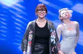 Dù đã lấy Trấn Thành, Hari Won vẫn hát lời yêu thương cùng Tiến Đạt