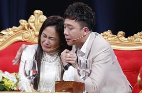 Thanh Hằng khóc ngất khi kể từng bị chồng đánh đập tàn nhẫn