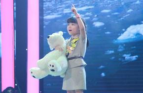 Bé Miu 5 tuổi lại gây nức lòng vì màn kể chuyện bằng tiếng Anh siêu đáng yêu