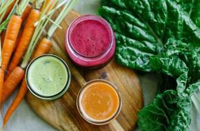 Muốn giảm cân, hãy tránh xa nước ép trái cây, rau củ