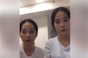 Hoa hậu Nam Em livestream tố bị người tình đồng tính của chị gái song sinh đe dọa, uy hiếp tính mạng