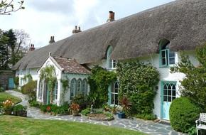 10 ngôi nhà cổ tích ai cũng ao ước giá mà cứ cuối tuần là được về đây ở