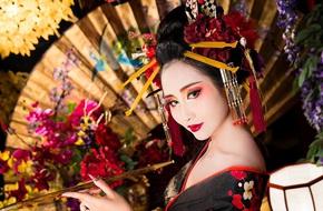 400 năm trước, những cô gái bán phấn buôn hương ở Nhật Bản đã có thu nhập 'khủng': 9 tỷ/năm