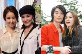 Sự thật về bức ảnh Lâm Tâm Như chụp chung với mẹ chồng
