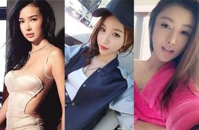 """Đường tình nhiều ngả và danh sách bạn gái toàn chân dài siêu xinh của """"cậu ấm"""" giàu nhất Trung Quốc"""