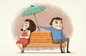 Truyện tranh: Điều đáng sợ nhất trong hôn nhân không phải là vợ chồng hay cãi nhau đâu nhé!