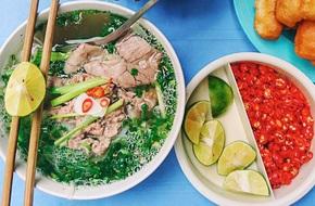 8 món ăn dân dã khách Tây hay