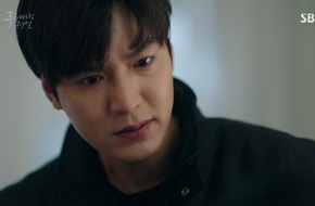 """Lee Min Ho ngã quỵ khi """"bố"""" qua đời"""