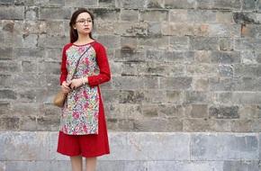 5 tiệm áo dài cách tân cực chất, giá dưới 1 triệu để 'đẹp cả Tết' ở Hà Nội