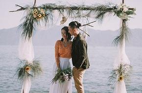 """3 cặp đôi Việt với đám cưới """"không khách mời"""" và niềm hạnh phúc riêng một góc trời"""