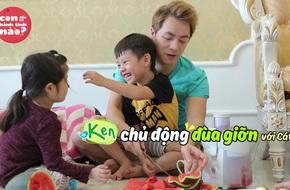 Gia đình Đăng Khôi, Huy Khánh