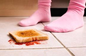 Là bác sĩ, tôi vẫn sẽ nhặt thức ăn lên dùng tiếp nếu chúng rơi xuống sàn