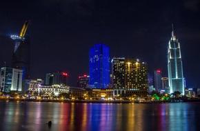 Ngắm Sài Gòn sau 42 năm thống nhất Đất nước