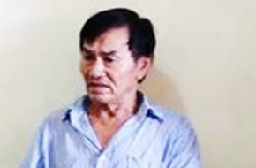 Bác họ 66 tuổi dâm ô cháu gái đã dùng axit để giở trò đồi bại
