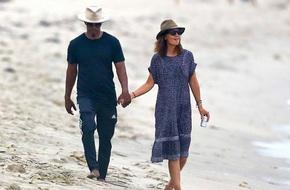 Katie Holmes và bạn trai da màu lần đầu công khai hẹn hò sau 4 năm yêu đương bí mật