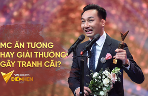 Thành Trung - Người dẫn chương trình ấn tượng hay giải thưởng gây tranh cãi nhất VTV Awards?