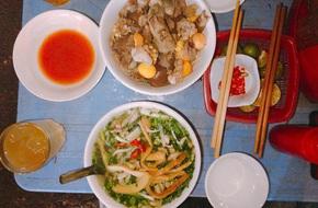 Khám phá ẩm thực Hà Nội trong các con ngõ phố cổ: chỉ 50 nghìn là no căng bụng