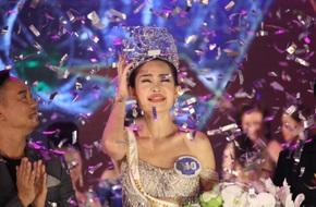 Trả lời ứng xử ấp úng, vòng vo nhưng Ngân Anh vẫn đăng quang ngôi vị Hoa hậu Đại dương 2017