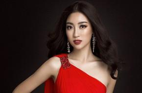 Hoa hậu Mỹ Linh vươn lên dẫn đầu trên bảng bình chọn Miss World