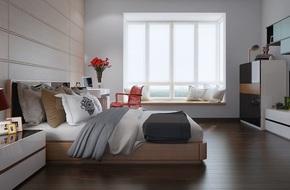Chọn lựa chủ đề trước khi trang trí phòng ngủ để tạo hiệu ứng sống động nhất