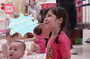 Chỉ một hành động nhỏ, con gái Huy Khánh khiến bố mẹ rưng rưng tự hào