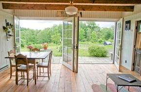 Không cần nhà rộng hàng trăm mét vuông, nhà nhỏ xinh xắn này mới chính là giấc mơ đẹp