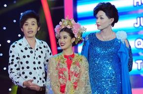 Nhường chiến thắng cho Jun, Hoàng Yến bất ngờ được Hoài Linh