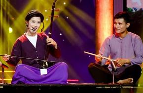 Vừa hát vừa kéo đàn nhị, Hoàng Yến Chibi khiến Đức Huy nghẹn ngào