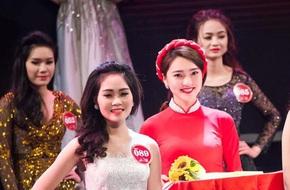 Nữ PG hot nhất Facebook hôm nay: Xinh đẹp, cao ráo lấn át cả dàn hoa khôi Kinh Bắc!
