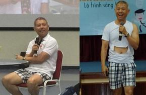 Phó HT ĐH Hoa Sen mặc quần đùi, áo thun trong giảng bài: 'Tôi mặc như vậy để dạy sinh viên tư duy sáng tạo!'