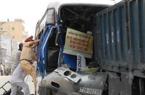 23 người chết vì tai nạn giao thông trong hai ngày nghỉ lễ 30/4
