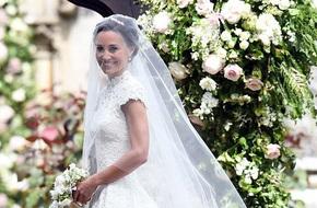 Em gái Công nương Anh xuất hiện cực xinh đẹp trong lễ cưới bạc tỷ với đại gia