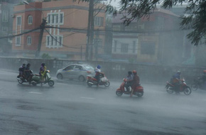 Dự báo thời tiết 16/6: Khắp miền Bắc mưa to đến rất to