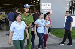 Hàng trăm công nhân nhập viện cấp cứu nghi ngộ độc thực phẩm