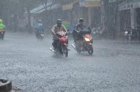 Dự báo thời tiết 16/8: Hà Nội, Sài Gòn mưa to