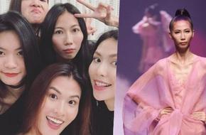 Cao Thiên Trang tiết lộ chuyện về Cao Ngân trong nhà chung Next Top: