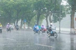 Tin cảnh báo mưa lớn diện rộng và dự báo thời tiết ngày 4/10 Hà Nội và cả nước
