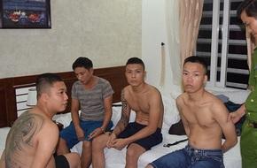 Xuyên đêm vây bắt 6 côn đồ nổ súng gây án ở Lạng Sơn