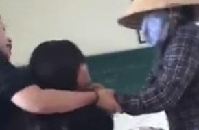 Vụ xô xát giữa nữ sinh viên của Học viện Nông nghiệp Việt Nam với lao công: Sẽ xử lý nghiêm!