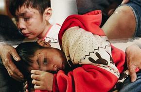 Clip: Bé trai 10 tuổi bị bạo hành dã man kể lại hành trình chạy trốn khỏi nhà bố đẻ, mẹ kế