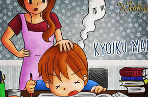 Nỗi khổ của các 'mẹ Hổ' Nhật Bản