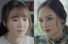 Hé lộ mối quan hệ giữa Lan Phương và Hồng Diễm trong phim hot