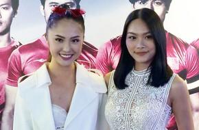 Sau Hoa hậu Đại dương, con gái Kiều Trinh gợi cảm với váy ren xuyên thấu